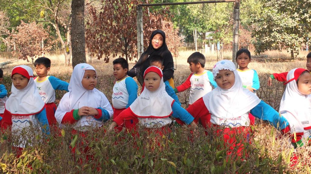Supercamp PG-TK Al Muslim