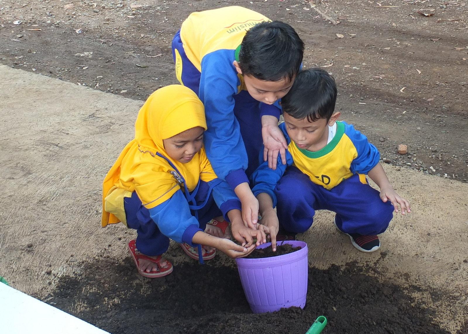 Guest Teacher SD Al Muslim