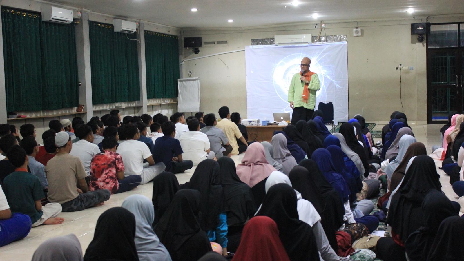 Qiyamul Lail SMP Al Muslim