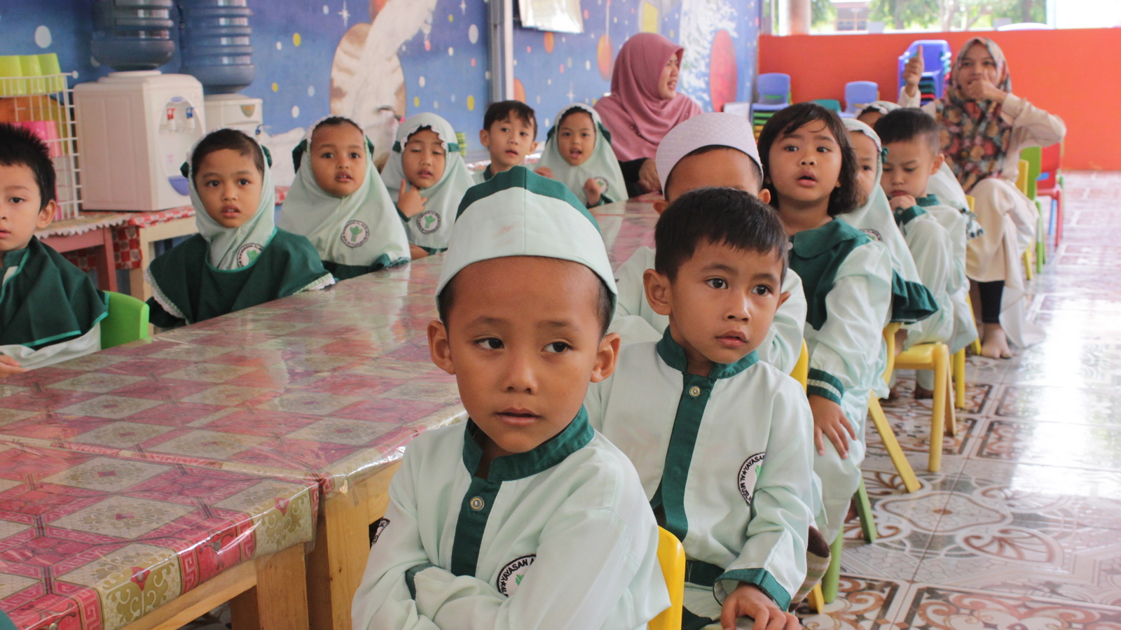 PG-TK Al Muslim Guest Teacher