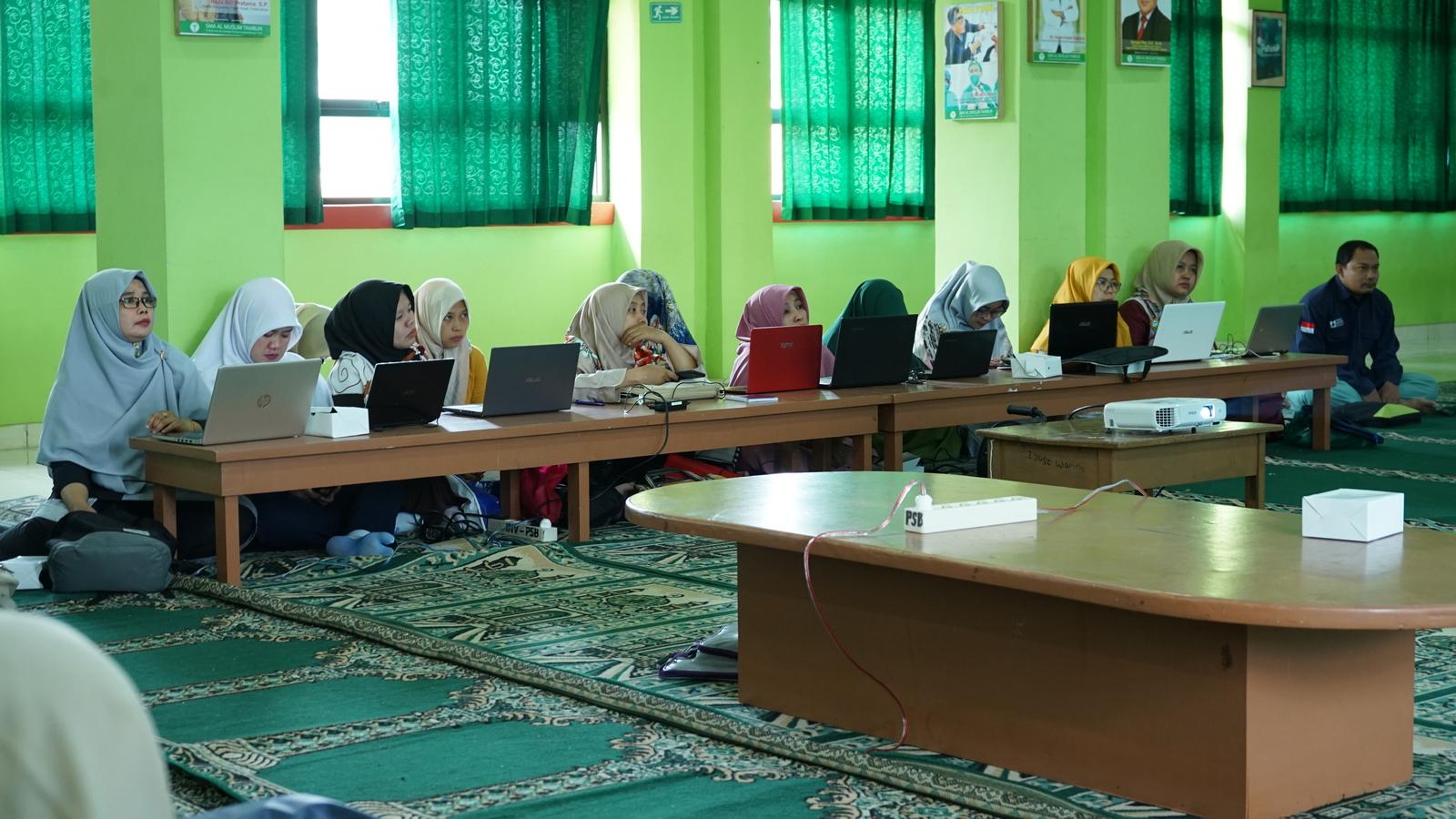 Workshop Literasi Digital