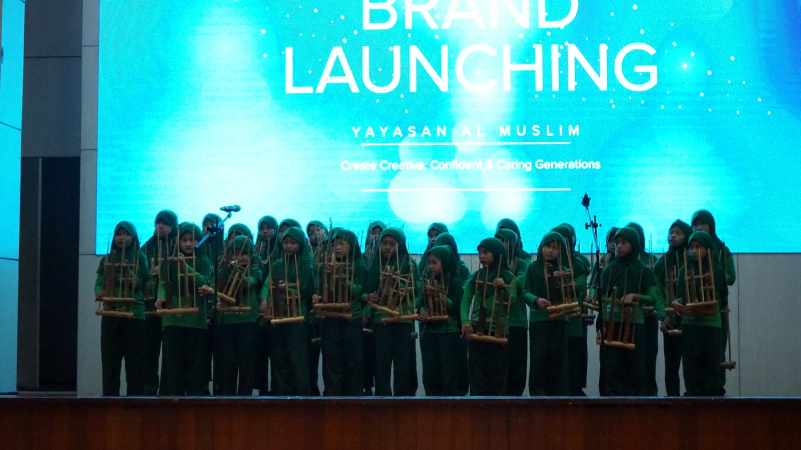 Brand Launching Al Muslim