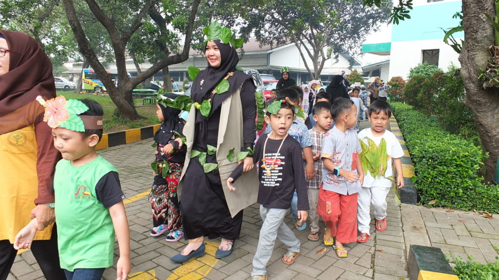 Opening Theme PG-TK Al Muslim