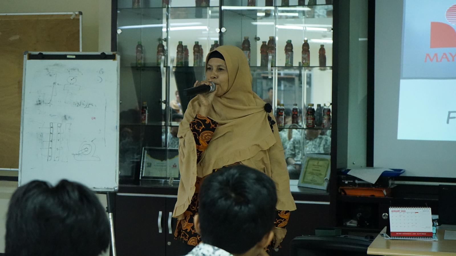 Kunjungan Industri SMA Al Muslim