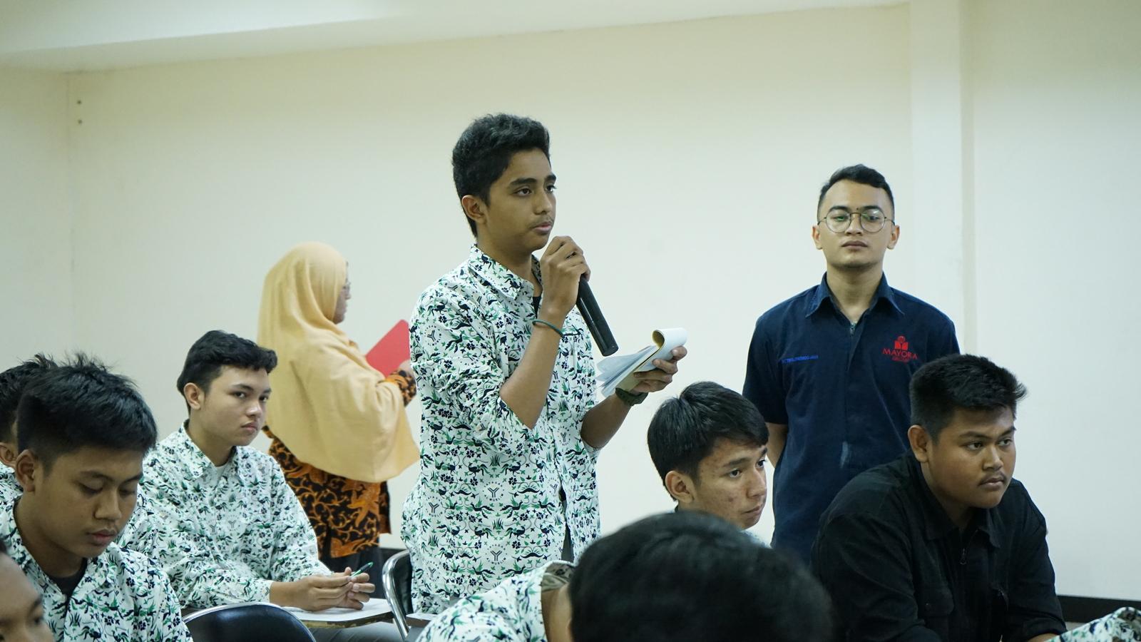 Kunjungan Industri SMA Al Muslim 8