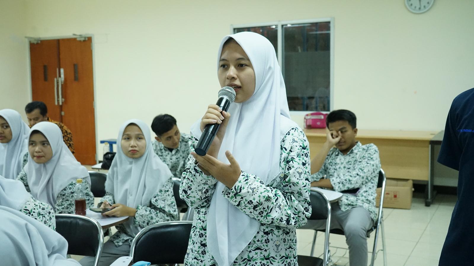 Kunjungan Industri SMA Al Muslim 11