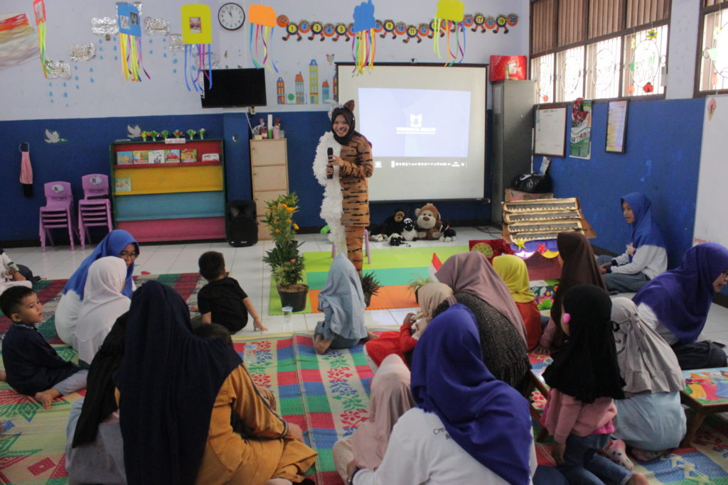 Joyful Learning and Parenting PG-TK 11