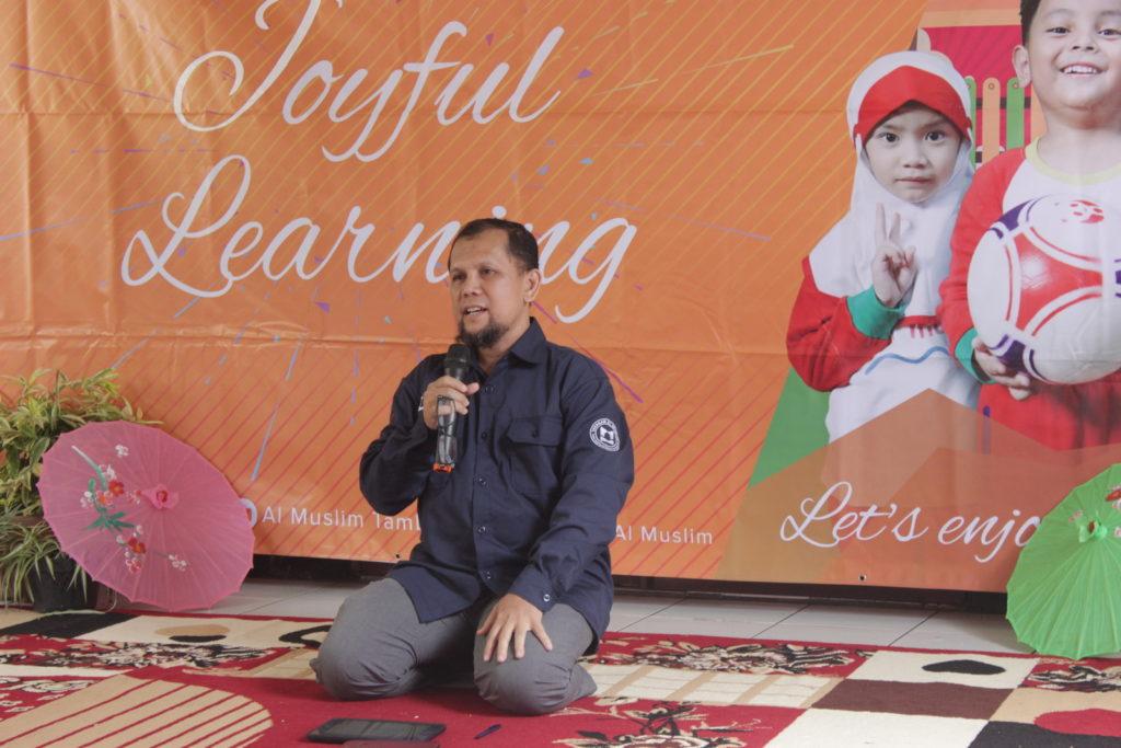 Joyful Learning and Parenting PG-TK 3
