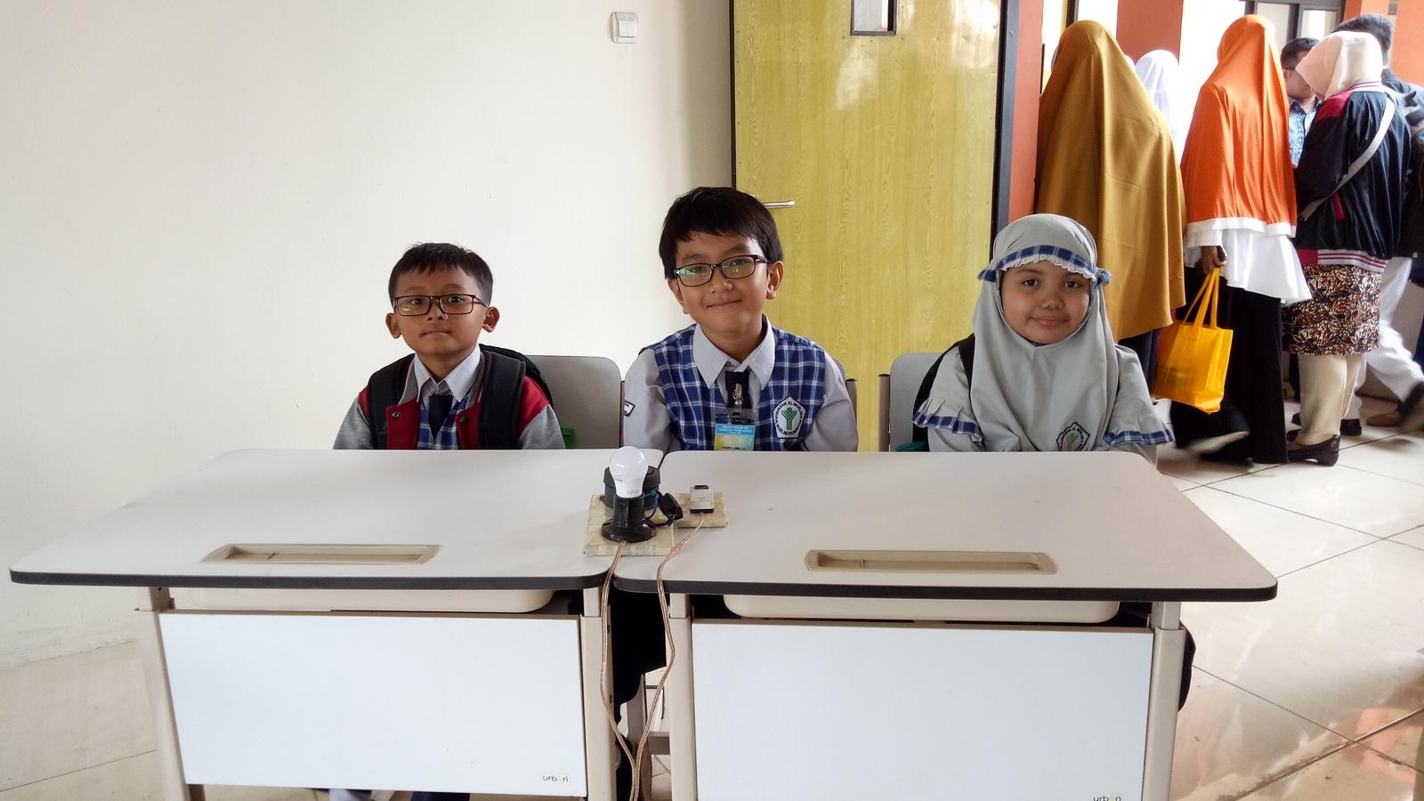 SD Al Muslim Juara Lomba CCQ (1)