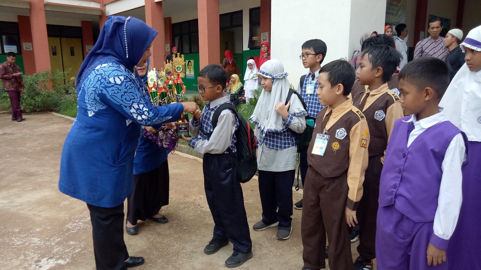 SD Al Muslim Juara Lomba CCQ (6)