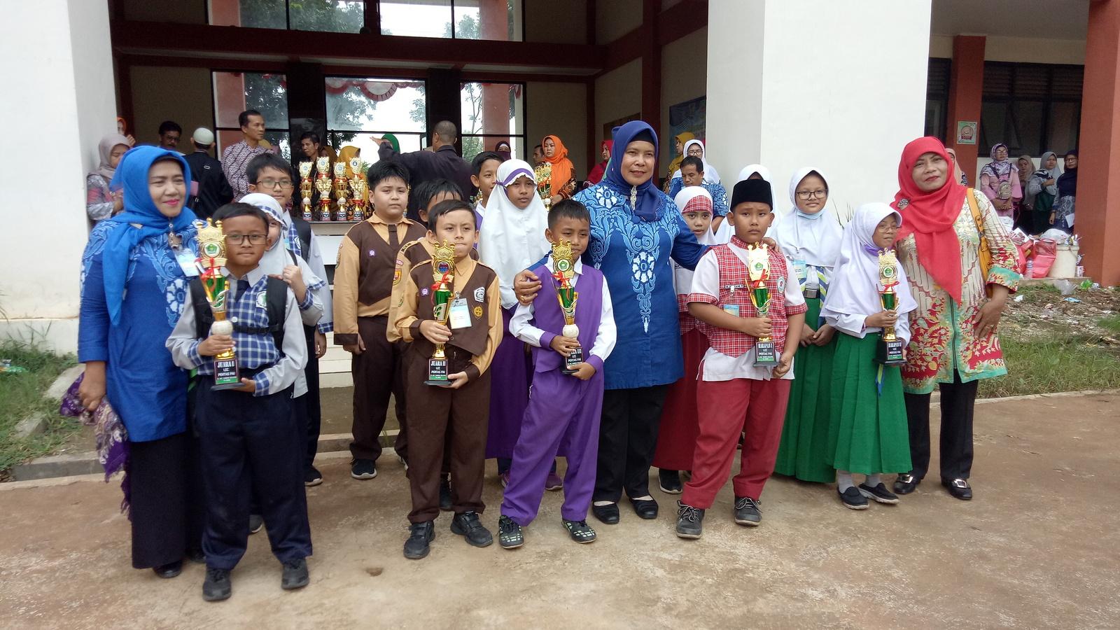SD Al Muslim Juara Lomba CCQ (8)
