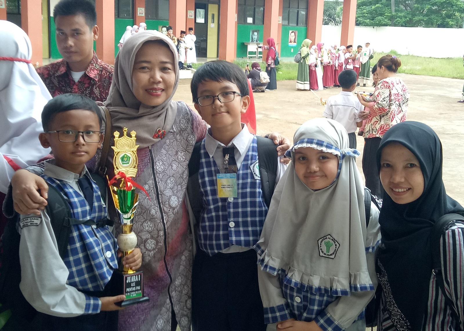 SD Al Muslim Juara Lomba CCQ (9)
