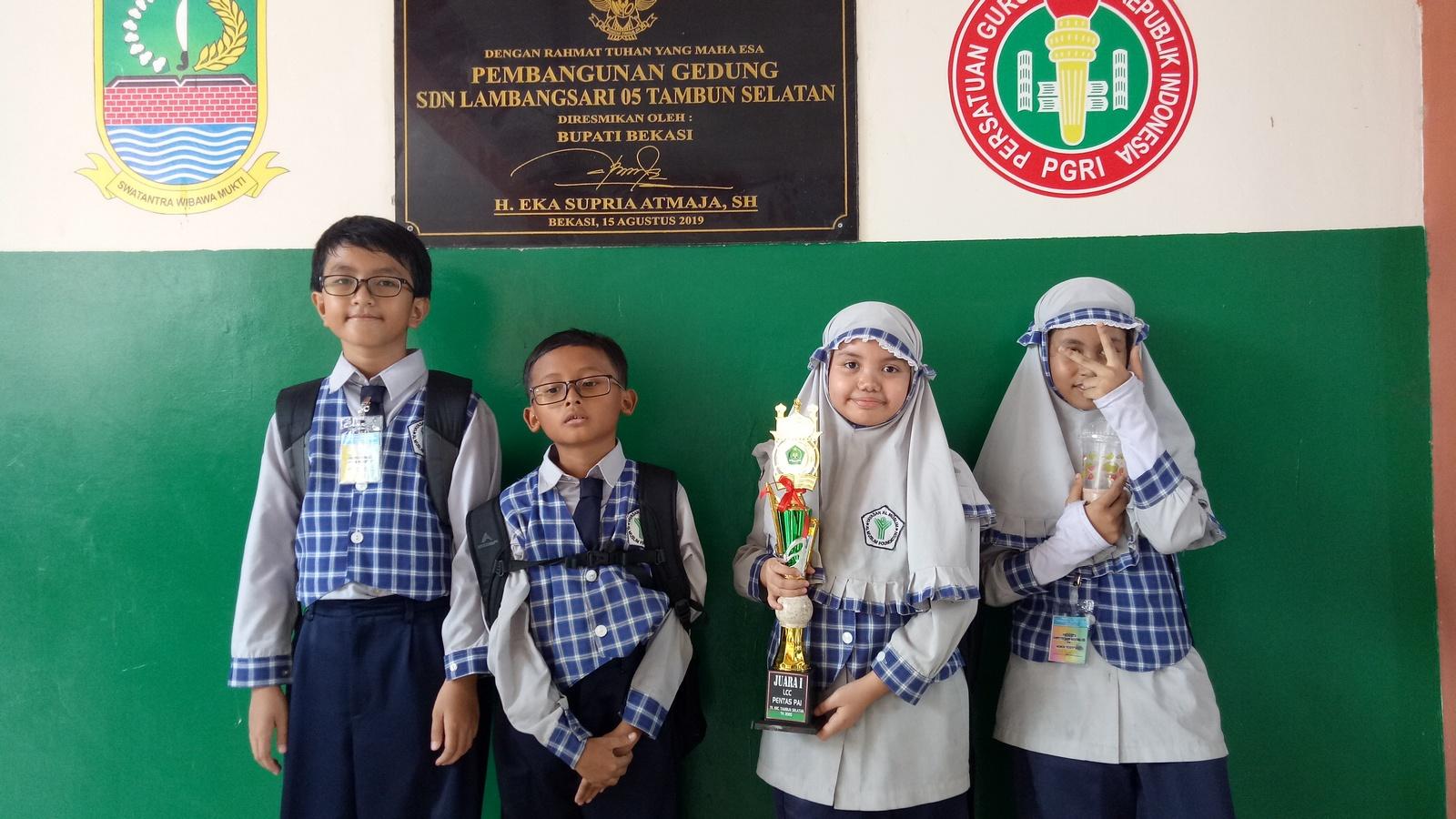 SD Al Muslim Juara Lomba CCQ (10)