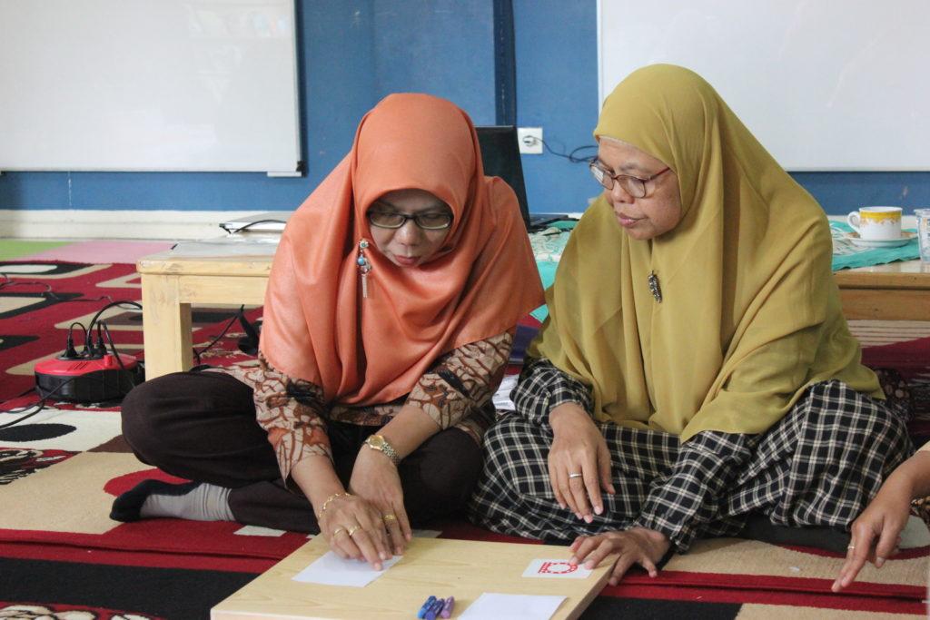 Pelatihan CBI Fonik Bersama Ibu Sumarti M. Thahir (3)