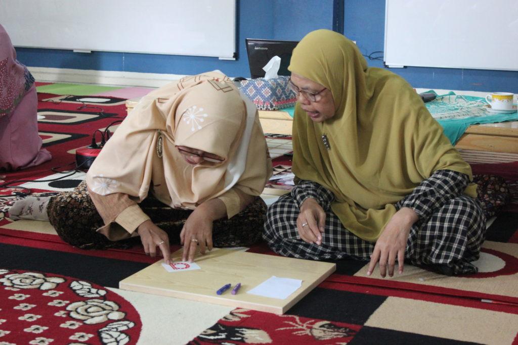 Pelatihan CBI Fonik Bersama Ibu Sumarti M. Thahir (4)