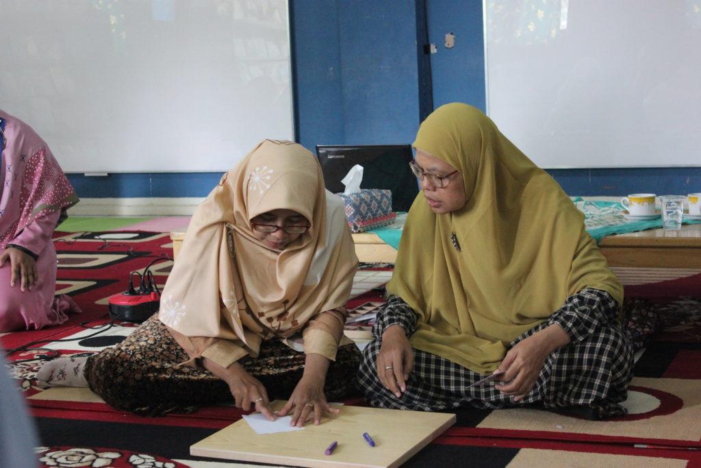 Pelatihan CBI Fonik Bersama Ibu Sumarti M. Thahir (5)