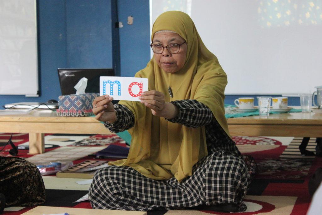 Pelatihan CBI Fonik Bersama Ibu Sumarti M. Thahir (6)