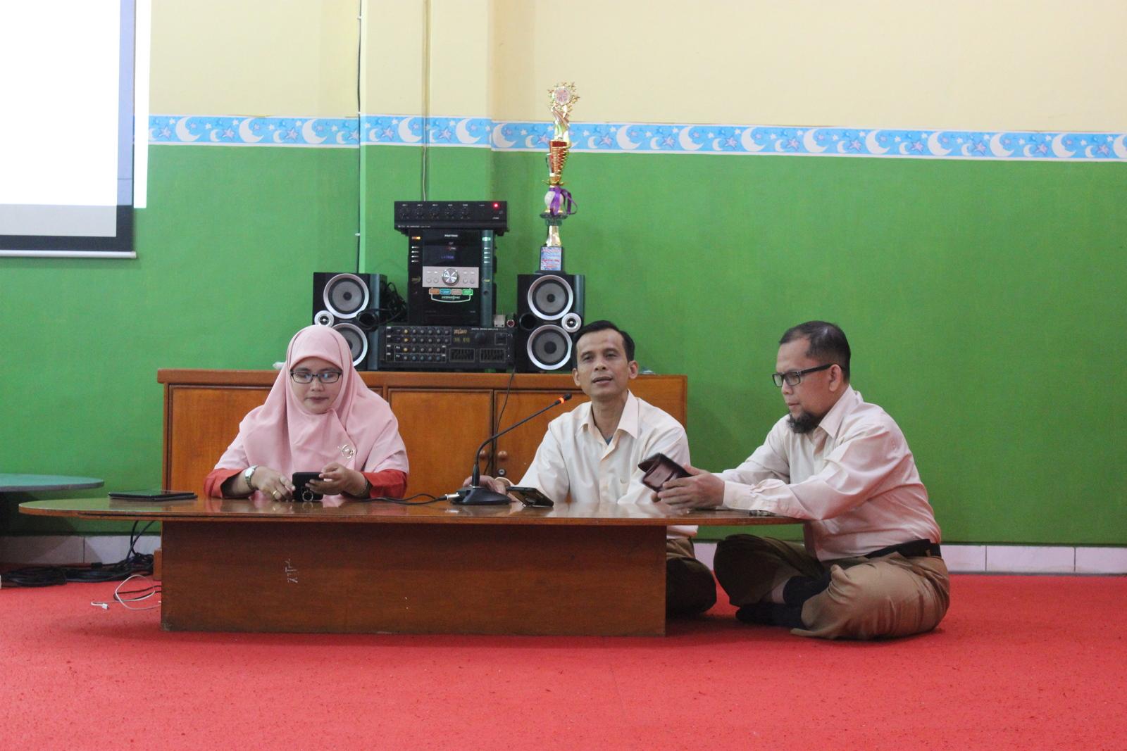 Implementasi Digislamic School SD