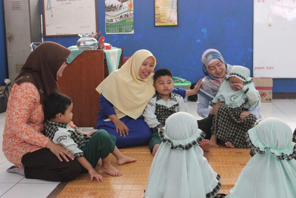 Parents Teaching Day PG-TK Al Muslim (1)