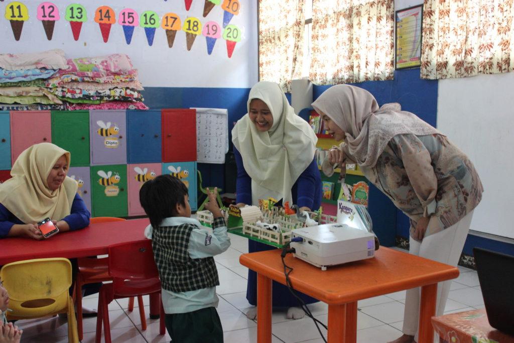 Parents Teaching Day PG-TK Al Muslim (2)