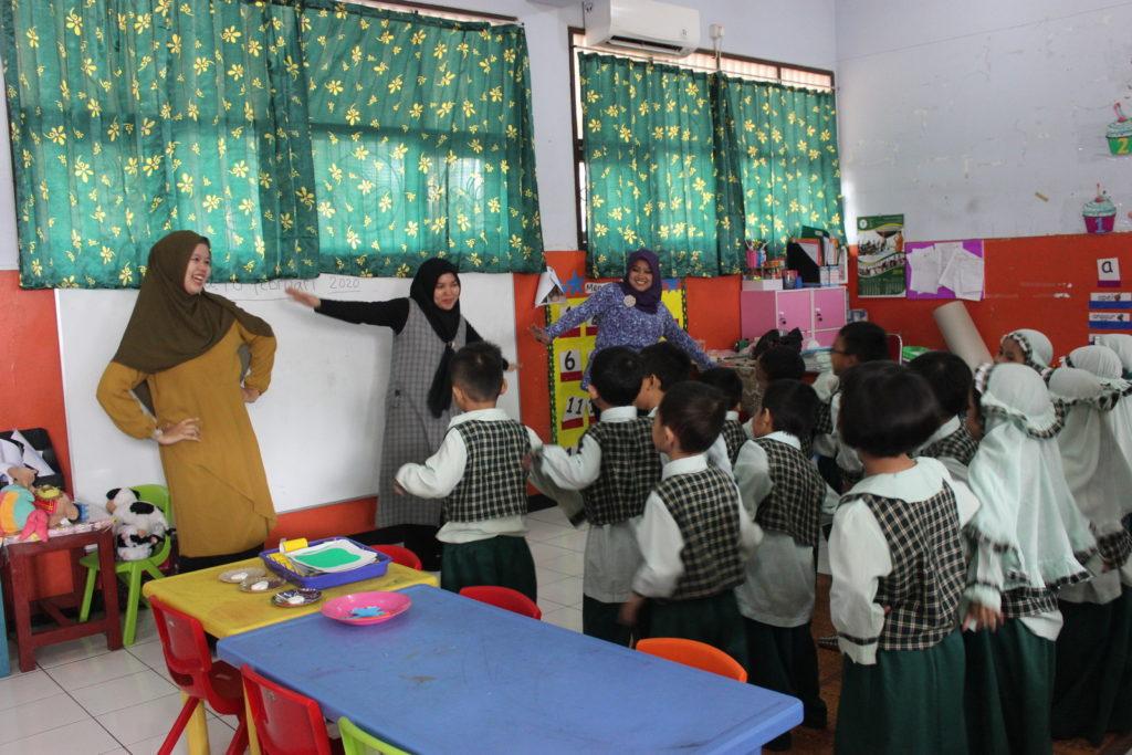 Parents Teaching Day PG-TK Al Muslim (4)