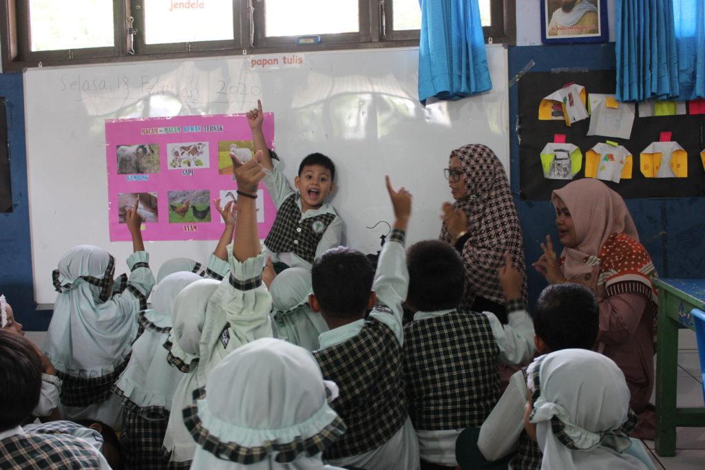 Parents Teaching Day PG-TK Al Muslim (5)