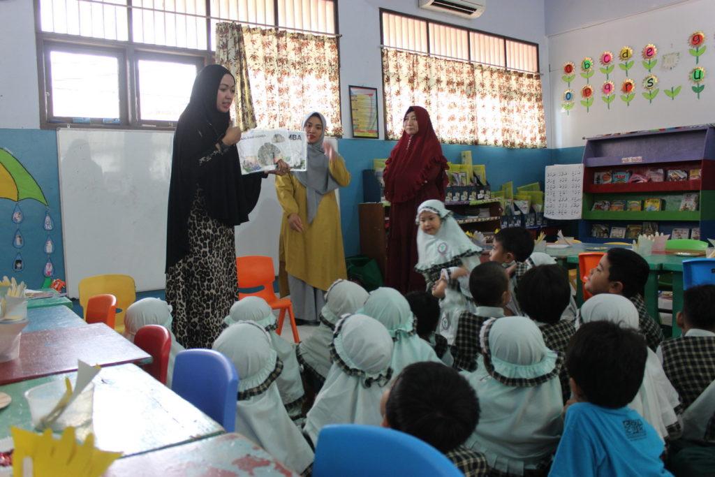 Parents Teaching Day PG-TK Al Muslim (8)