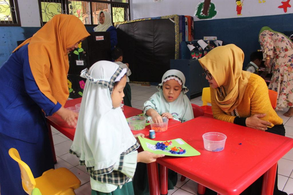 Parents Teaching Day PG-TK Al Muslim (12)