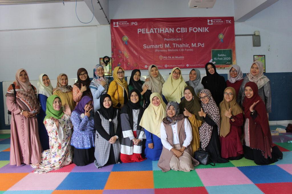 Parents Teaching Day PG-TK Al Muslim (16)