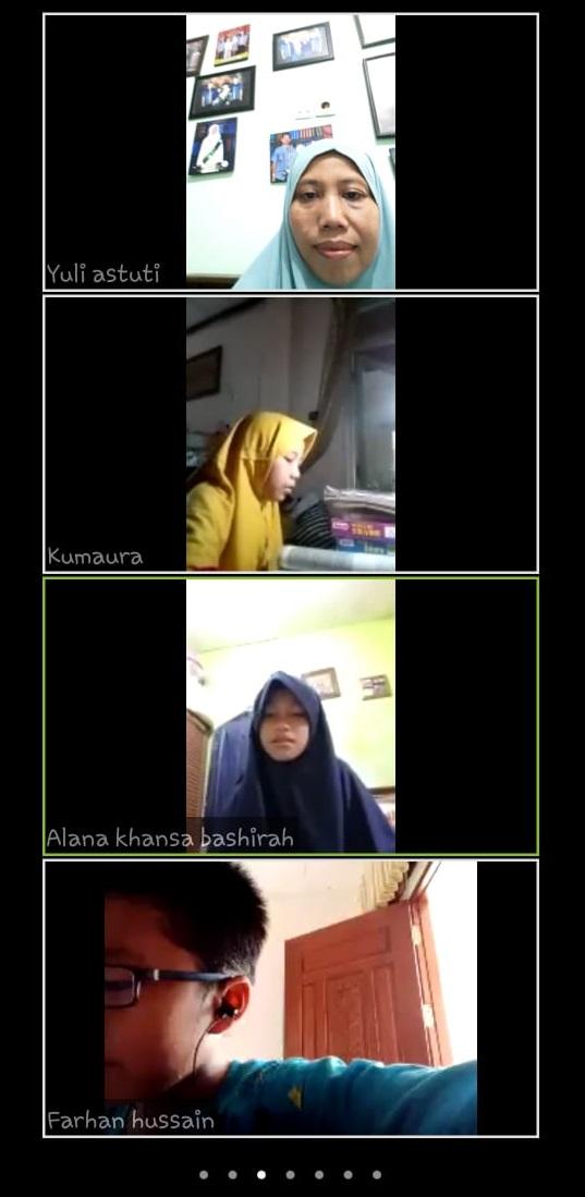 Pembelajaran Jarak Jauh Al Muslim (8)