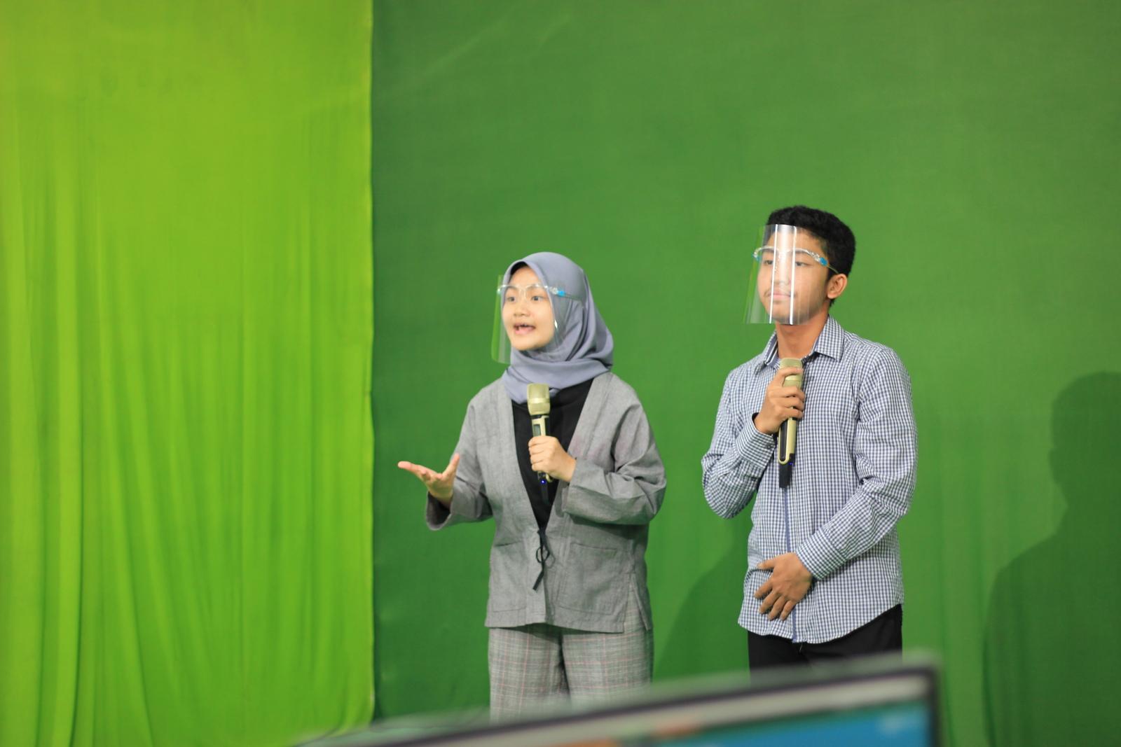Talkshow Alumni SMA Al Muslim 6