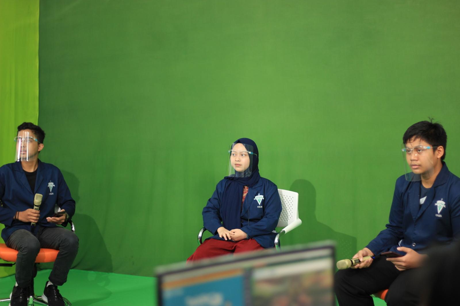 Talkshow Alumni SMA Al Muslim 5
