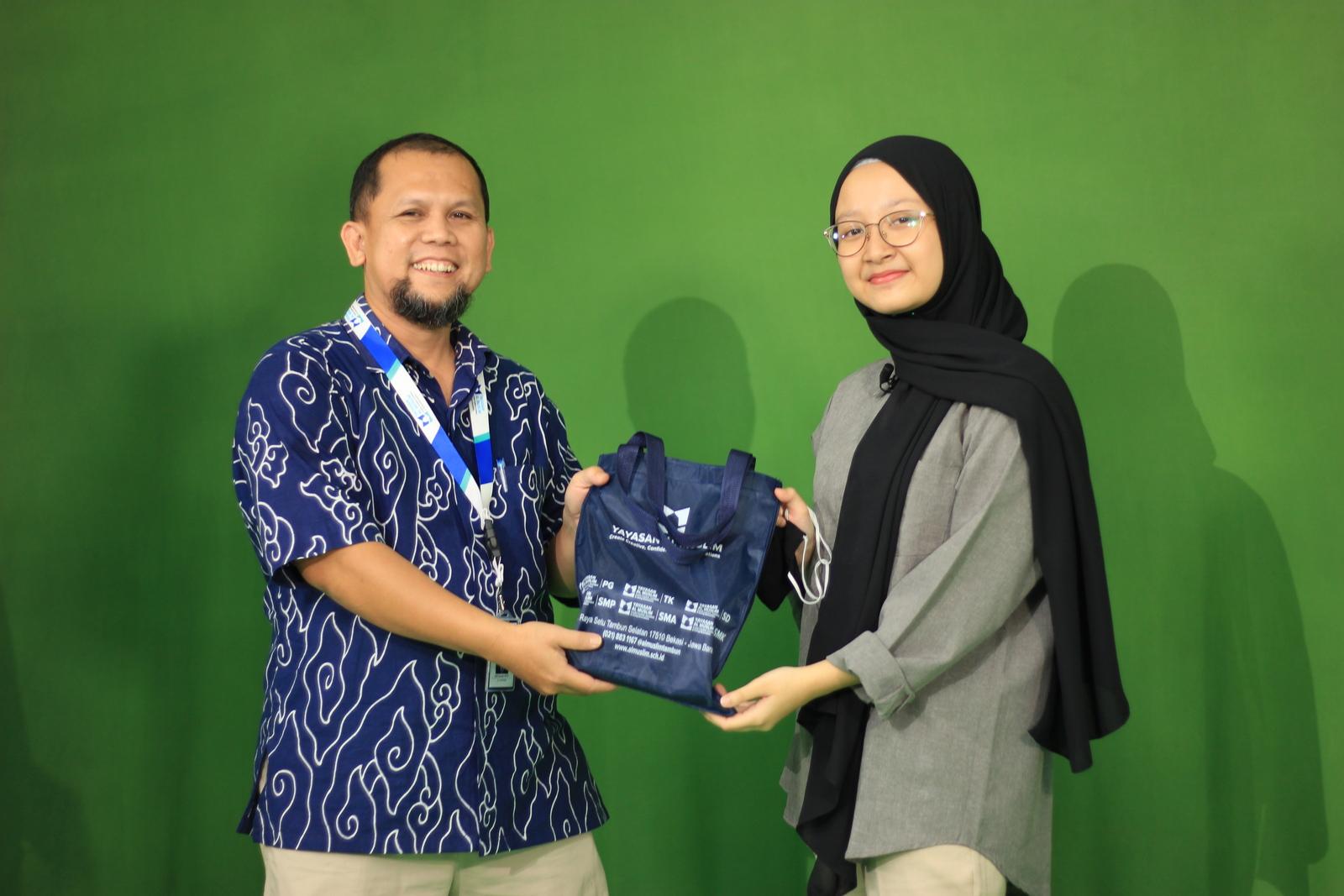 Talkshow Alumni SMA Al Muslim 2