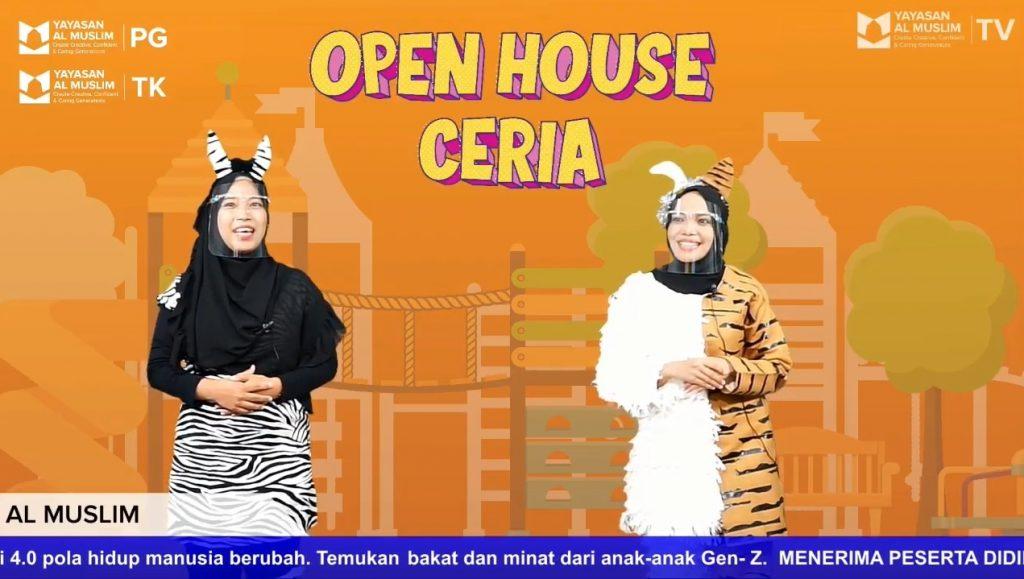 Virtual Open House PGTK Al Muslim 5