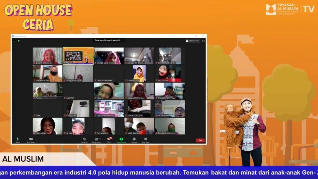 Virtual Open House PGTK Al Muslim 7