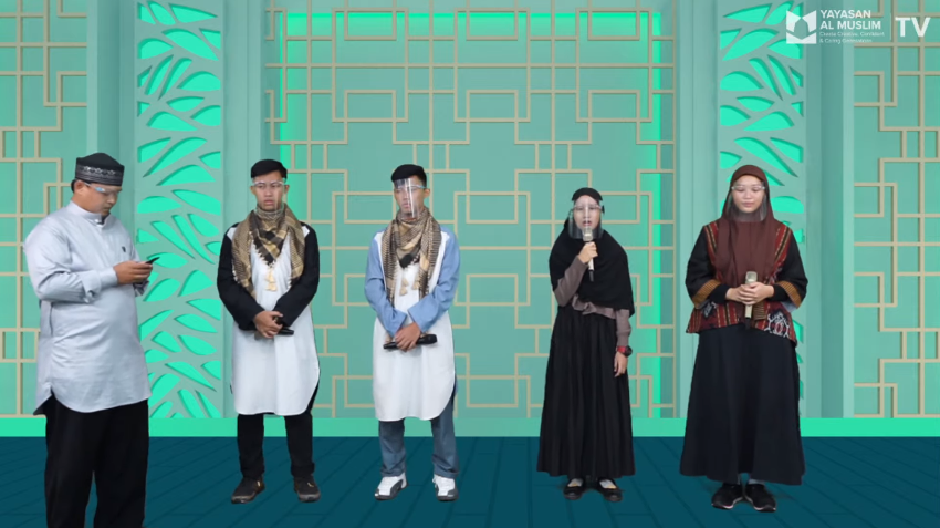 Salam Ramadan SMA Al Muslim 3