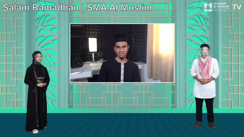 Salam Ramadan SMA Al Muslim 6