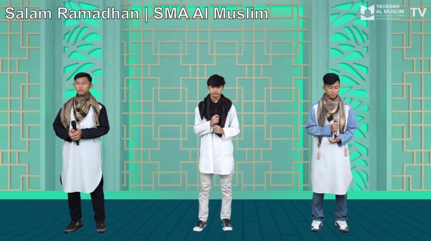 Salam Ramadan SMA Al Muslim 7