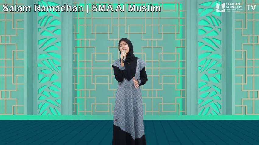Salam Ramadan SMA Al Muslim 8